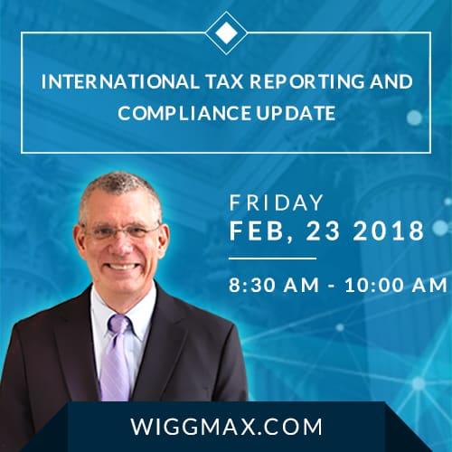 wiggmax Int tax reporting compliance 500X500